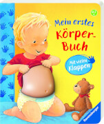 Ravensburger 015672 Mein erstes Körperbuch