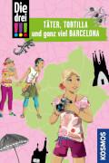 Kosmos Die drei !!! Reisekrimi - Barcelona