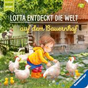 Ravensburger 43877 Lotta entdeckt die Welt: Bauernhof