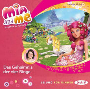 CD Mia and me 17:Geheimnis