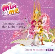 CD Mia and me:Weihn.b.Eichhör