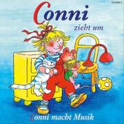 CD Conni 7: zieht um