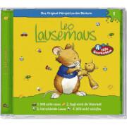 Leo Lausemaus: Folge 1 - Leo will nicht essen (CD)