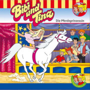 CD Bibi & Tina: Die Pferdeprinzessin,  Folge 49