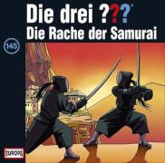 Die drei ??? - Folge 145: Die Rache der Samurai (CD)