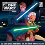 CD The Clone Wars Folge 2: Der Schatten der Malevolence