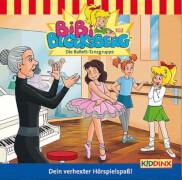Bibi Blocksberg - Folge 102: Die Ballett -Tanzgruppe (CD)