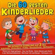 CD Die 60 besten Kinderlieder