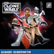 CD The Clone Wars Folge 8: Der Übergriff/ Der unsichtbare Feind