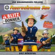 Feuerwehrmann Sam: Blitz und Donner (CD)