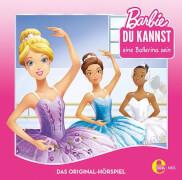 Barbie Als Ballerina - Schwanensee in Paris, Das Original-Hörspiel (CD)