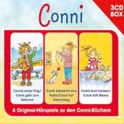 CD Meine Freundin Conni, Hörspiel-Box, Folgen 5, 15, 18