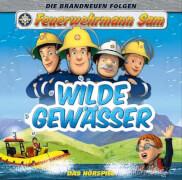 CD Feuerwehrmann Sam: Wilde Gewässer, Folge 8