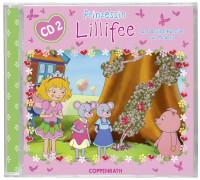 Original-Hörspiel zur TV-Serie: Prinzessin Lillifee, CD 2