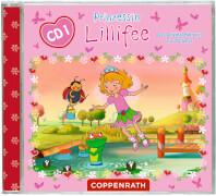 Original-Hörspiel zur TV-Serie: Prinzessin Lillifee, CD 1