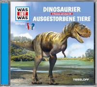 Tessloff WAS IST WAS Hörspiel: Dinosaurier/ Ausgestorbene Tiere
