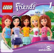LEGO Friends - Folge 1: Tierisch gute Freunde (CD)