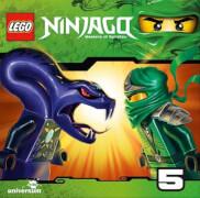 CD LEGO Ninjago: Meister des Spinjitzu, Folge 5