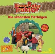 CD Kleiner roter Traktor: Tierfolgen
