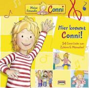 CD Hier kommt Conni! Lieder zum Zuhören und Mitmachen