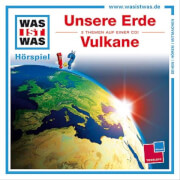 Tessloff WAS IST WAS Hörspiel: Unsere Erde/ Vulkane