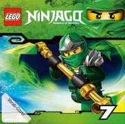 CD LEGO Ninjago: Meister des Spinjitzu, Folge 7