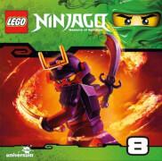 CD LEGO Ninjago 8