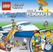 CD LEGO City Flughafen 11