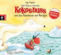 CD Der kleine Drache Kokosnuss CD Abenteuer am Nordpol Kokosnuss