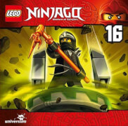 CD LEGO Ninjago 16:Tag des