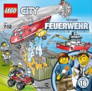 CD LEGO City 16: Feuerwehr