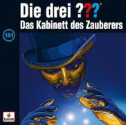 CD Drei ??? 181