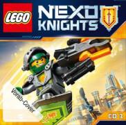 CD LEGO Nexo Knights 3:Angst
