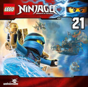 CD LEGO Ninjago 21:Flascheng.