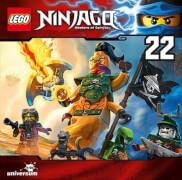 CD LEGO Ninjago 22:Dschinn