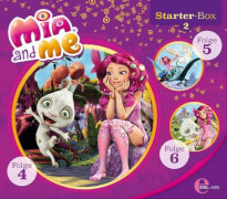 Mia and Me - Starter-Box 2 - Folge 4 bis 6 (CD)