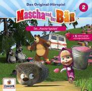 CD Mascha 2:Mascha-Speciale