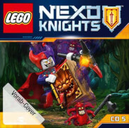 CD LEGO Nexo Knights 5:Jestro