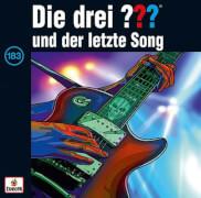 CD Die Die Drei ??? 183