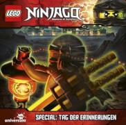 CD LEGO NINJAGO- Tag der Erinnerungen