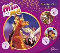 Mia and Me - Starter Box 3 - Folge 7 bis 9 (CD)