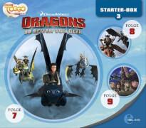 Dragons: Starter-Box Nr. 3 (CD, 6 Hörspiele)