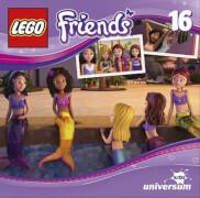 LEGO Friends - Folge 16: Die verliebte Andrea (CD)