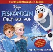 CD W Eiskönigin: Olaf taut