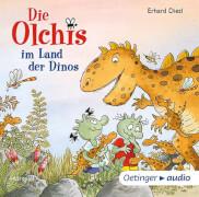CD Die Olchis im Land der Dinos (CD)