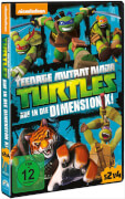 DV Mutant Turtles 8:Dimension