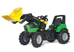 rollyToys Farmtrac Deutz Agrotron X 720 mit Frontlader