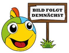 spielstabil Fuchs 7201 - Sandeimer classic, ca. 16 cm, Sandspielzeug, ab 2 Monaten