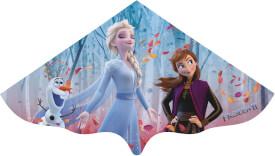 Disney Frozen - Die Eiskönigin Elsa Kinderdrachen, ca. 115 x 63 cm