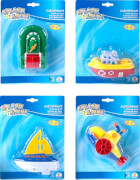 Splash & Fun Spielboote, 8-fach sortiert